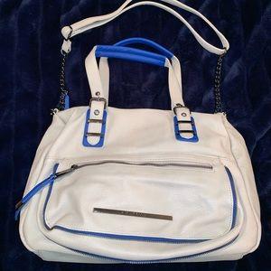 Gray Steve Madden handbag
